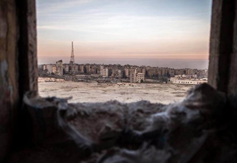 Боевики сбили самолет ВВС Сирии в Алеппо