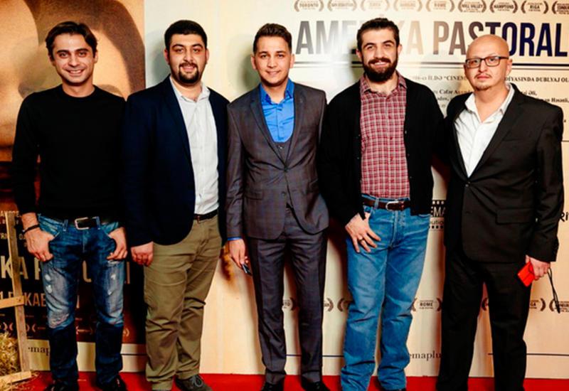 """В """"CinemaPlus"""" азербайджанский дубляж голливудского фильма с известными актерами <span class=""""color_red"""">- ФОТО - ВИДЕО</span>"""
