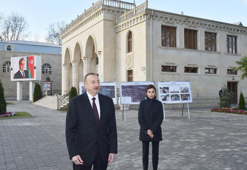Президент Ильхам Алиев: Мы вернемся на все свои исторические земли