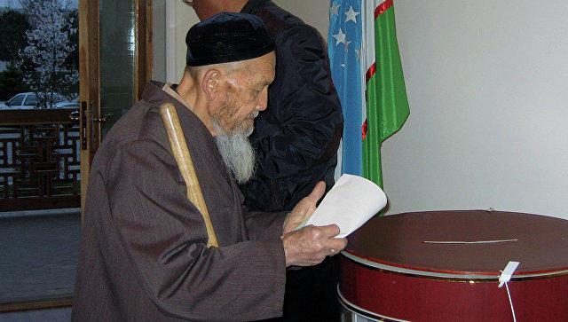 ВУзбекистане впервый раз наступил «день тишины» перед выборами президента