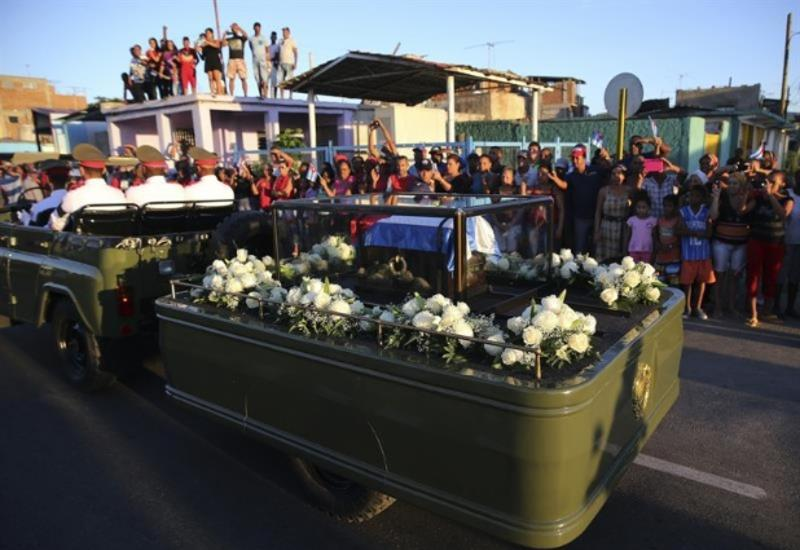 "На Кубе захоронили прах Фиделя Кастро <span class=""color_red"">- ОБНОВЛЕНО</span>"