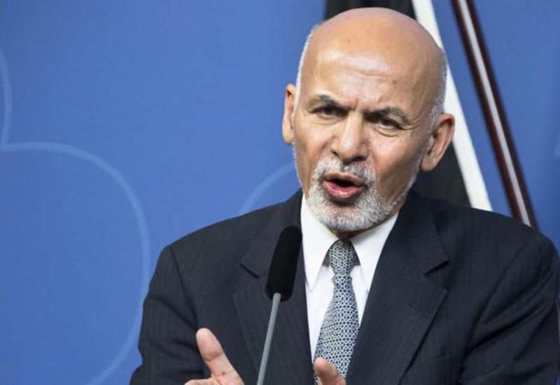 Глава Афганистана обвинил Пакистан в поддержке талибов