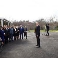 """Президент Азербайджана: """"Мы должны выйти с большим экспортом на зарубежные рынки"""""""