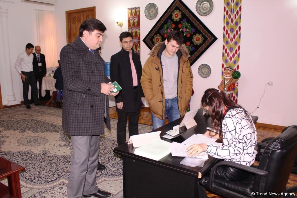 Затри часа проголосовали неменее 17% избирателей— Выборы вУзбекистане