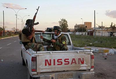 Взрыв заминированного автомобиля в Багдаде: погибли три человека