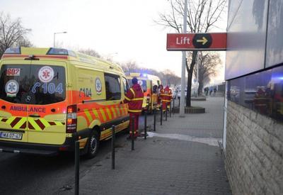 Кошмар в метро Будапешта, много пострадавших