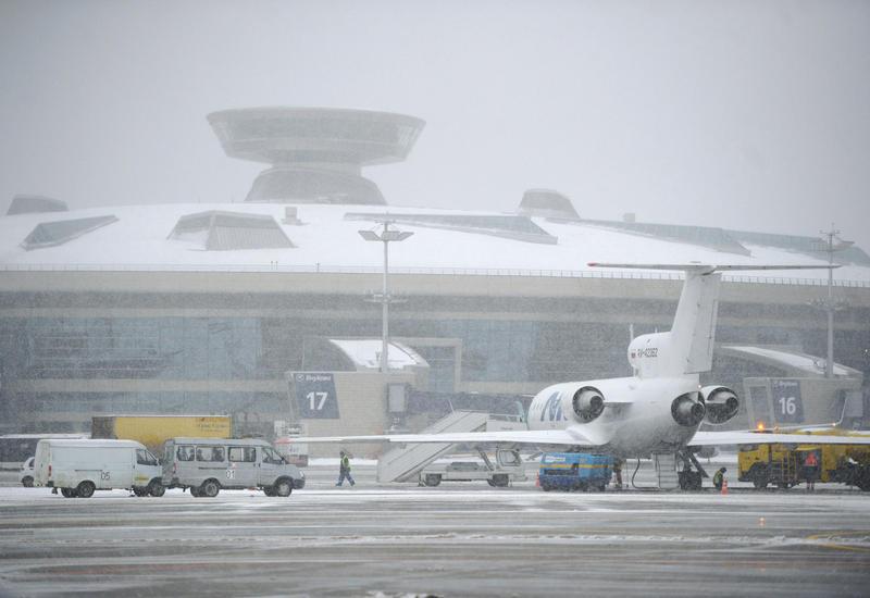 В аэропортах Москвы отменено около 80 авиарейсов и около 60 задержано