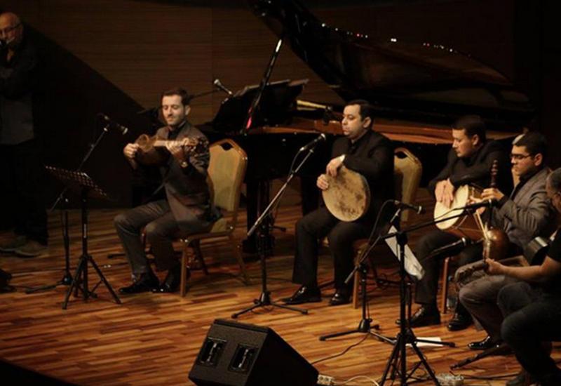 """Азербайджанские и израильские музыканты выступили в Международном Центре Мугама <span class=""""color_red"""">- ФОТО</span>"""