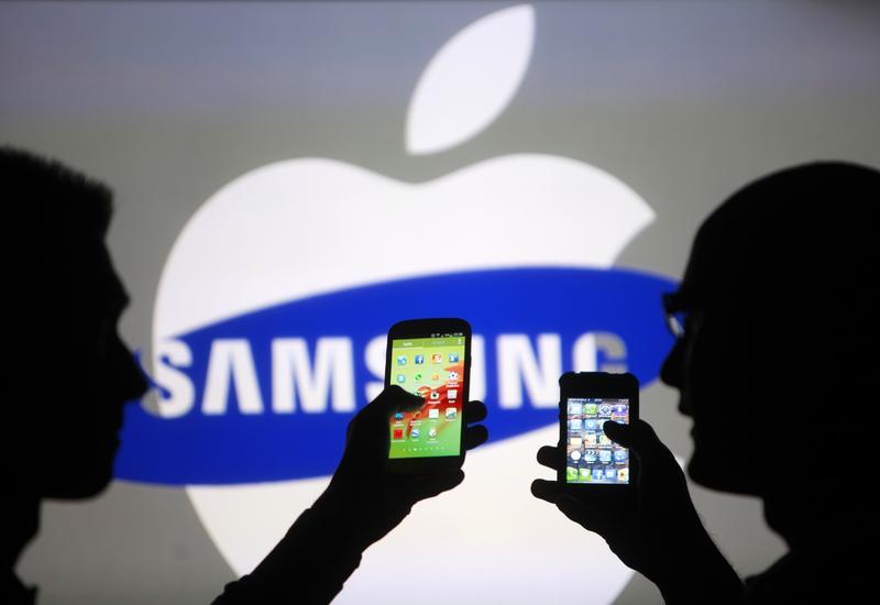 Выяснилось, сколько Apple и Samsung тратят на рекламу