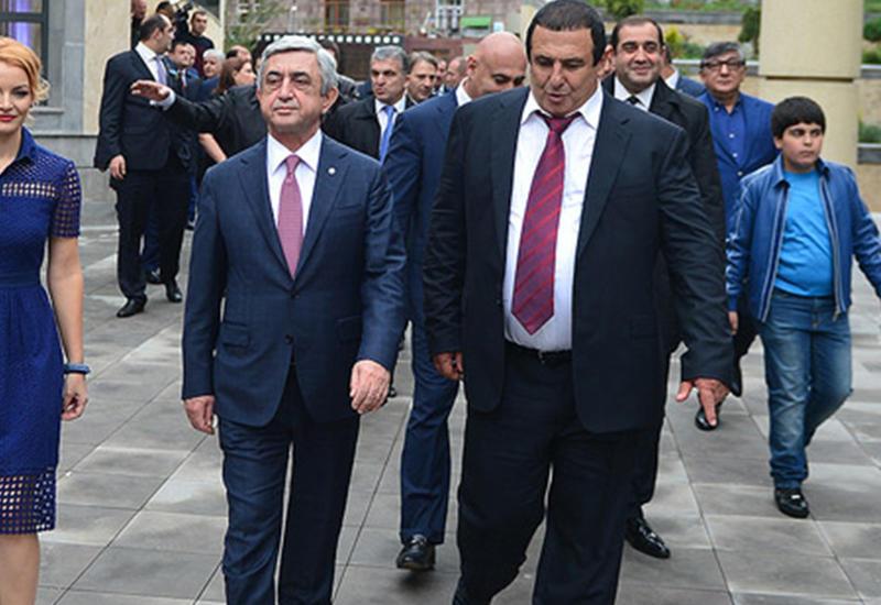 Саргсян возвращает олигарха Царукяна, чтобы спасти свою власть