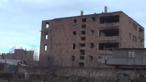 Спитак-1988: город, стертый слица земли