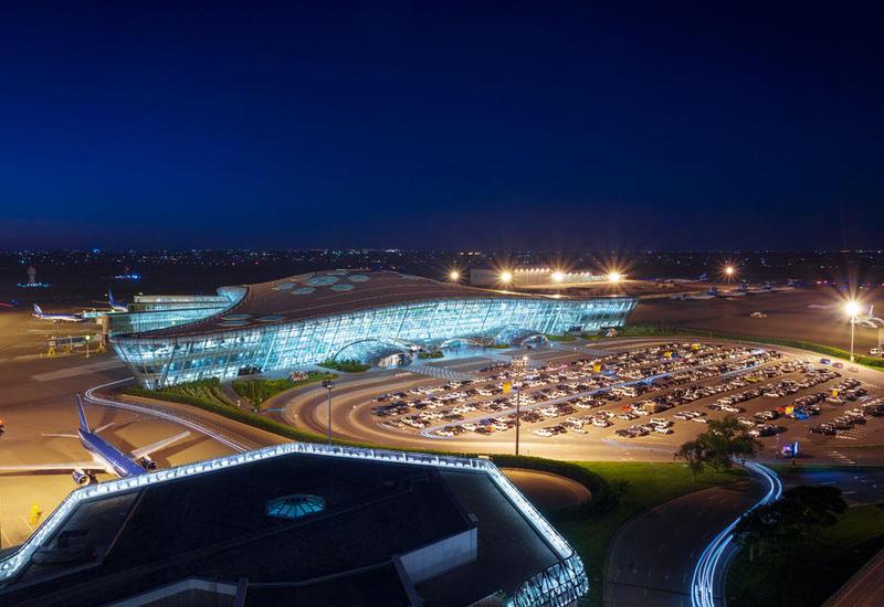 Увеличился пассажиропоток аэропорта Гейдар Алиев