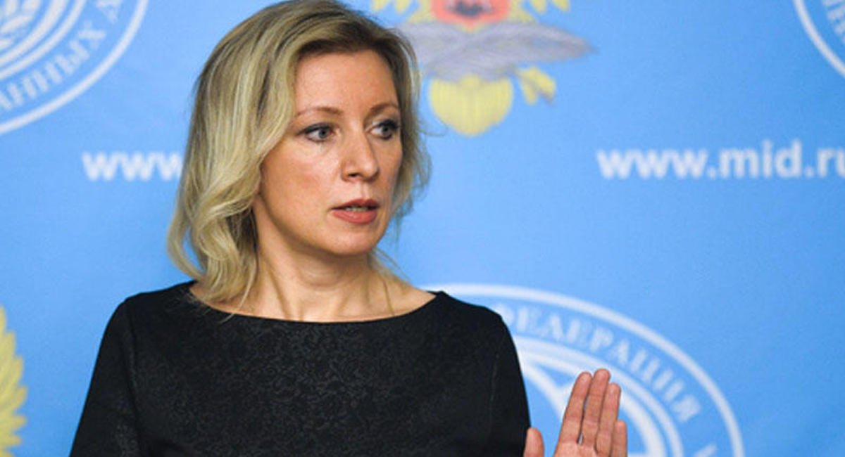 Захарова: Лавров неназывал оператора Reuters дебилом