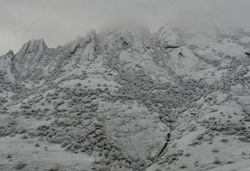 "В Лянкяране выпало 20 см снега <span class=""color_red"">- ФОТО</span>"
