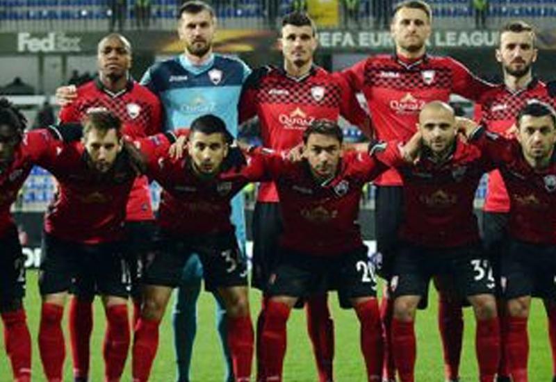 Лига Европы: «Габала» сыграет против «Майнца»