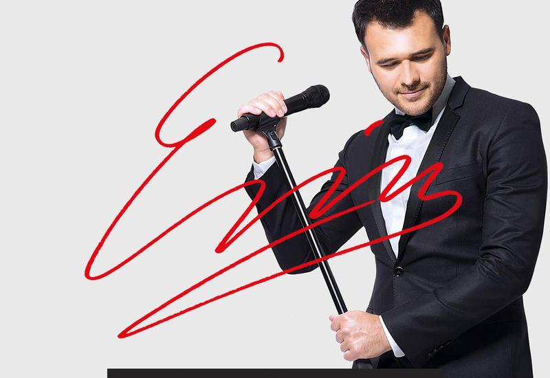 EMIN проведет автограф-сессию во Дворце Гейдара Алиева