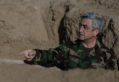 """Напуганный Саргсян снова в оккупированном Карабахе <span class=""""color_red"""">- ПОДРОБНОСТИ </span>"""