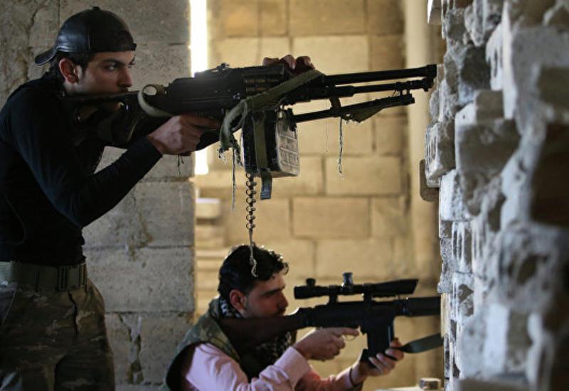 Сирийская свободная армия при поддержке Турции вошла в Эль-Баб