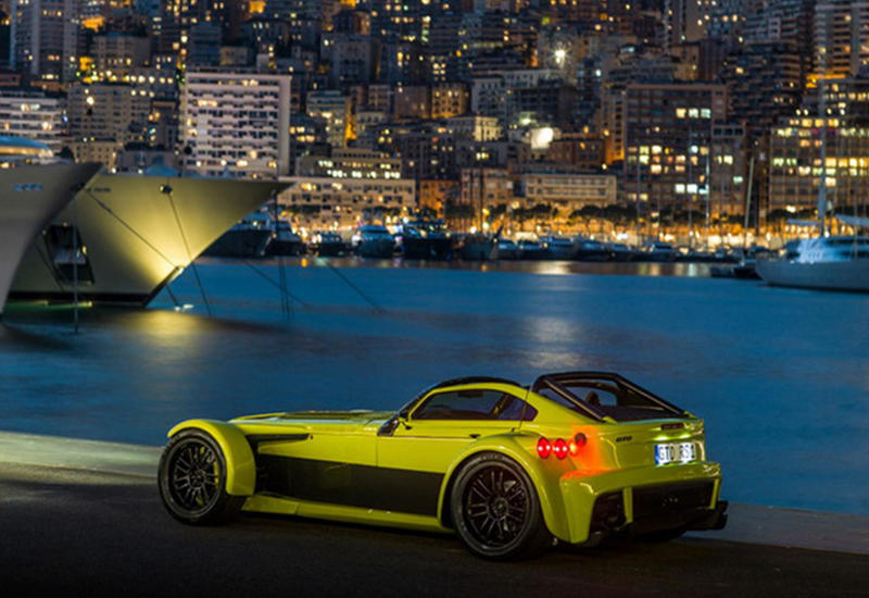 """Donkervoort выпустит хардкорную модификацию своего экстравагантного спорткара <span class=""""color_red"""">- ФОТО</span>"""