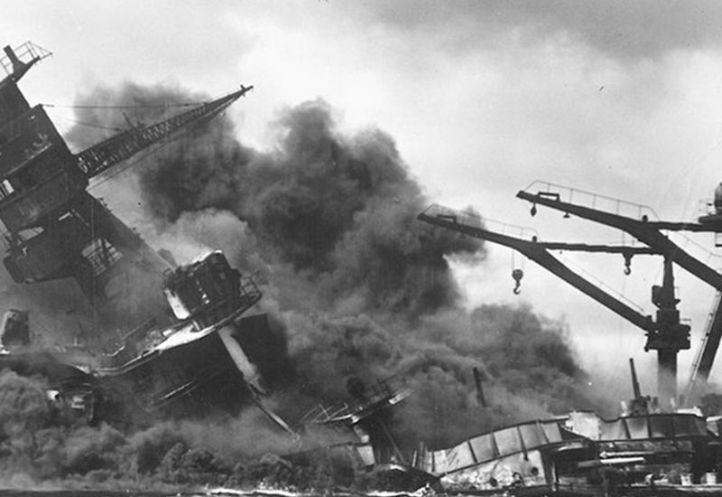 """Как это было: 75 лет назад Япония совершила нападение на Перл-Харбор <span class=""""color_red"""">- ФОТО</span>"""