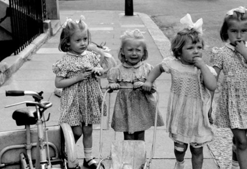 """Послевоенный Лондон: взгляд британского кинорежиссера Кена Расселла <span class=""""color_red"""">- ФОТО</span>"""