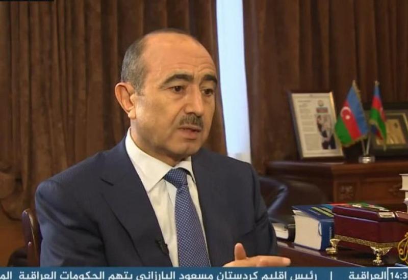 """Али Гасанов: """"Азербайджан не будет бесконечно терпеть продолжающуюся оккупацию своих территорий Арменией"""""""