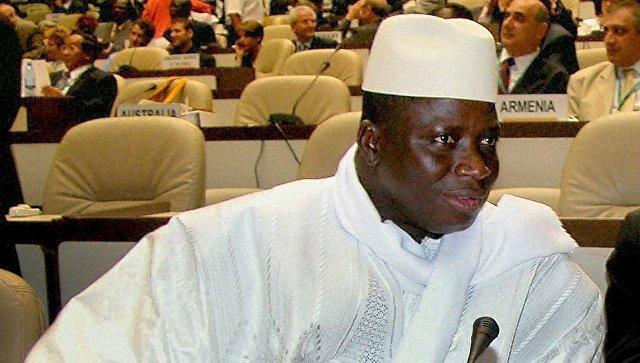 Президент Гамбии отказался признавать результаты президентских выборов