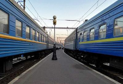 В поезде Баку-Газах умер пассажир