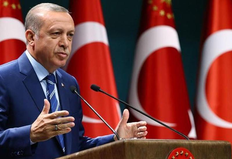 Эрдоган: Без усиления Турции развитие региона невозможно