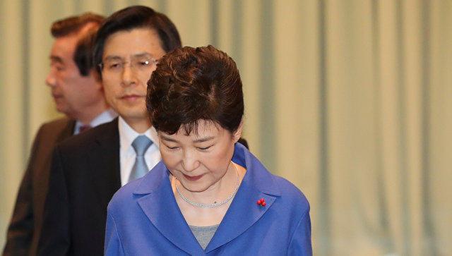 Президентский скандал вКорее: результаты расследования обнародуют ввоскресенье