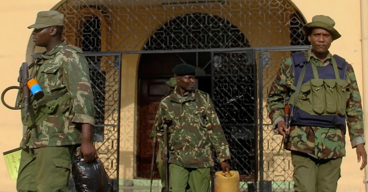 ВКении ваварии сучастием нефтяной автоцистерны погибли 40 человек