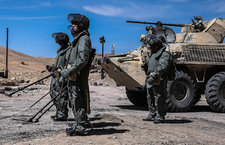 «Голос Америки»: армия выбила «повстанцев» изеще одного района Алеппо