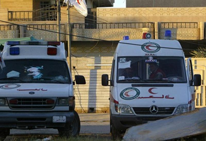 В Ираке генерал получил ранение при взрыве фугаса