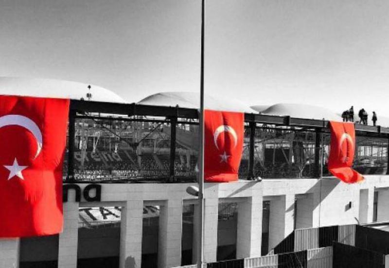"""""""Qarabağ""""dan terror qurbanlarına BAŞSAĞLIĞI"""