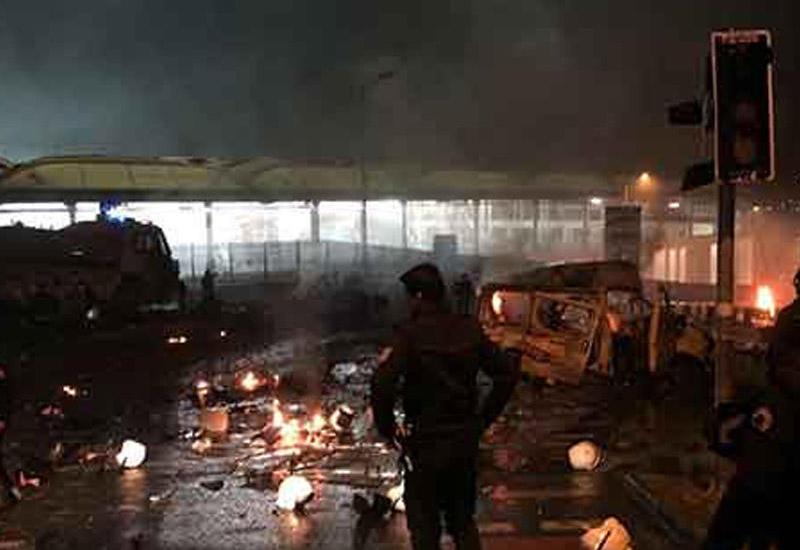 """Взрывы в Стамбуле прогремели в прямом эфире местного телевидения <span class=""""color_red"""">- ВИДЕО </span>"""