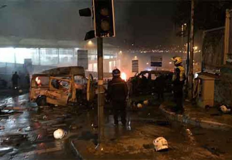 """Взрыв в центре Стамбула, десятки раненых <span class=""""color_red"""">- ФОТО - ВИДЕО</span>"""