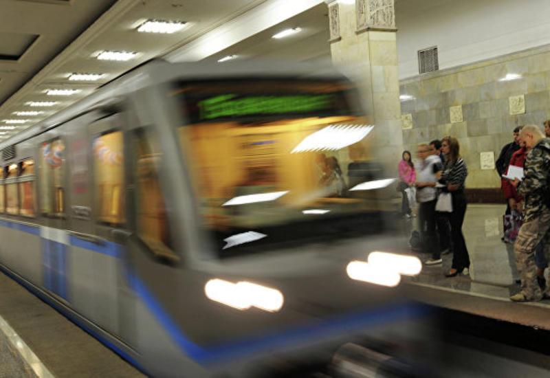 Поезд задел выглянувшую в тоннель пенсионерку в Москве