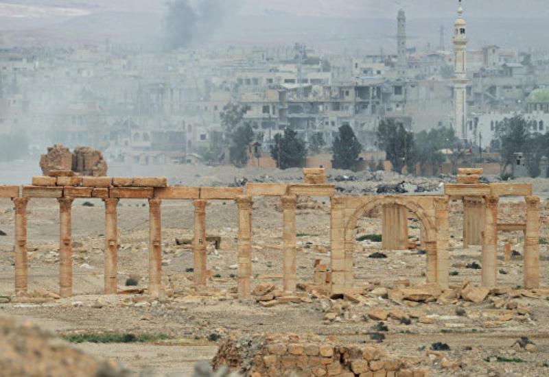 Al Jazeera сообщила о захвате Пальмиры террористами ИГ