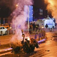 "Момент взрыва в Стамбуле попал на камеру <span class=""color_red"">- ВИДЕО </span>"