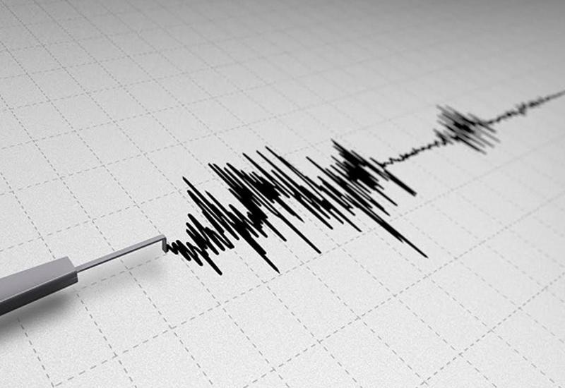 Сильное землетрясение в Италии