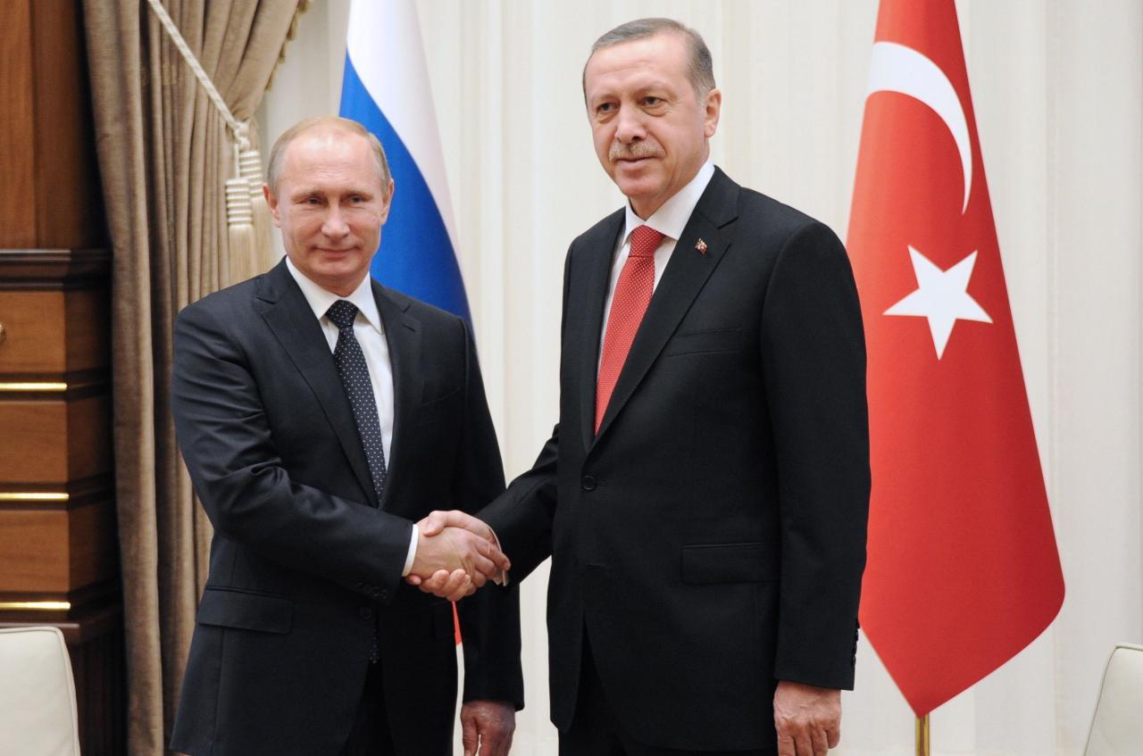 Эрдоган вызывает Путина наразговор из-за бойни вАлеппо