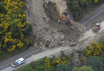 В Новой Зеландии потратят $1,4 млрд. на восстановление дорог