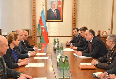 Грузия предлагает Азербайджану сотрудничество в оборонной сфере