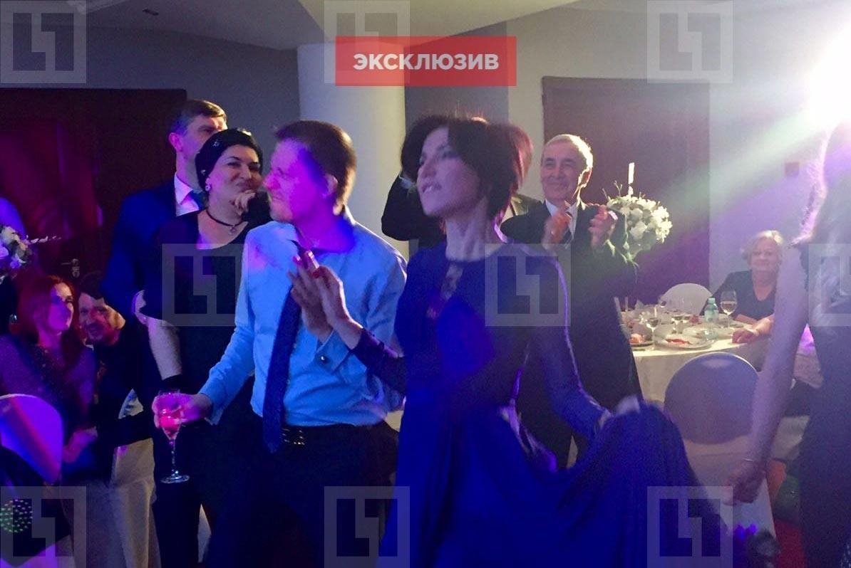 Телеведущая Ирада Зейналова вышла замуж заАлександра Евстигнеева