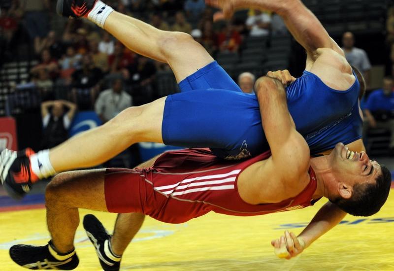 Завершилось молодежное первенство Азербайджана по борьбе