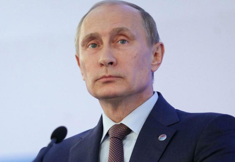 Владимир Путин: Азербайджан пользуется заслуженным авторитетом на мировой арене