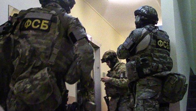 Силовики предотвратили деятельность террористической ячейки в столицеРФ