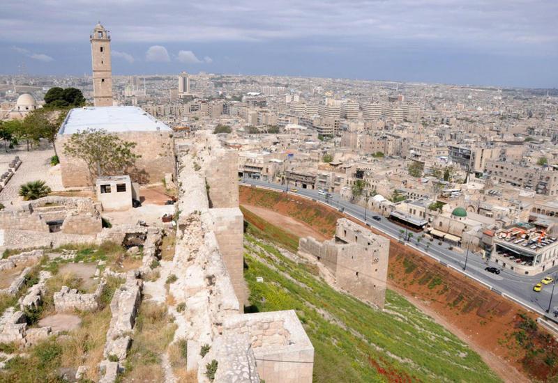Российские саперы завершили разминирование Алеппо