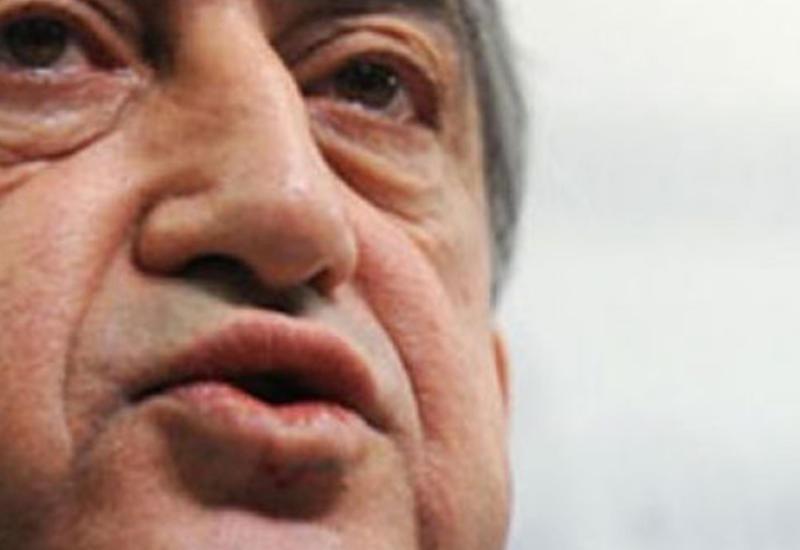 Армянские СМИ: на Сержа Саргсяна совершено нападение