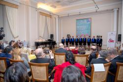 По инициативе вице-президента Фонда Гейдара Алиева Лейлы Алиевой состоялся вечер поэзии